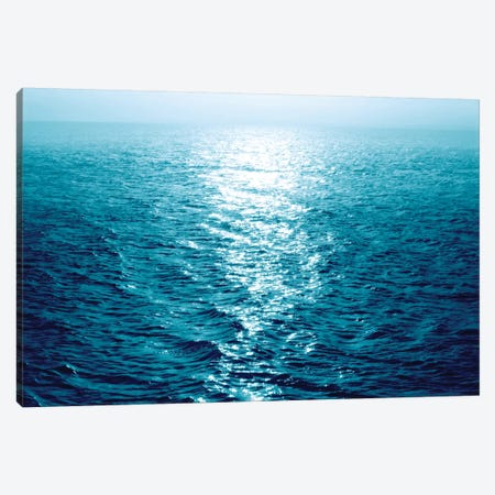 Open Sea IV Canvas Print #MGG38} by Maggie Olsen Art Print