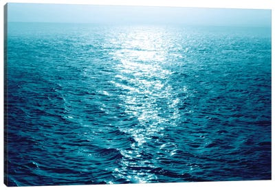 Open Sea IV Canvas Art Print