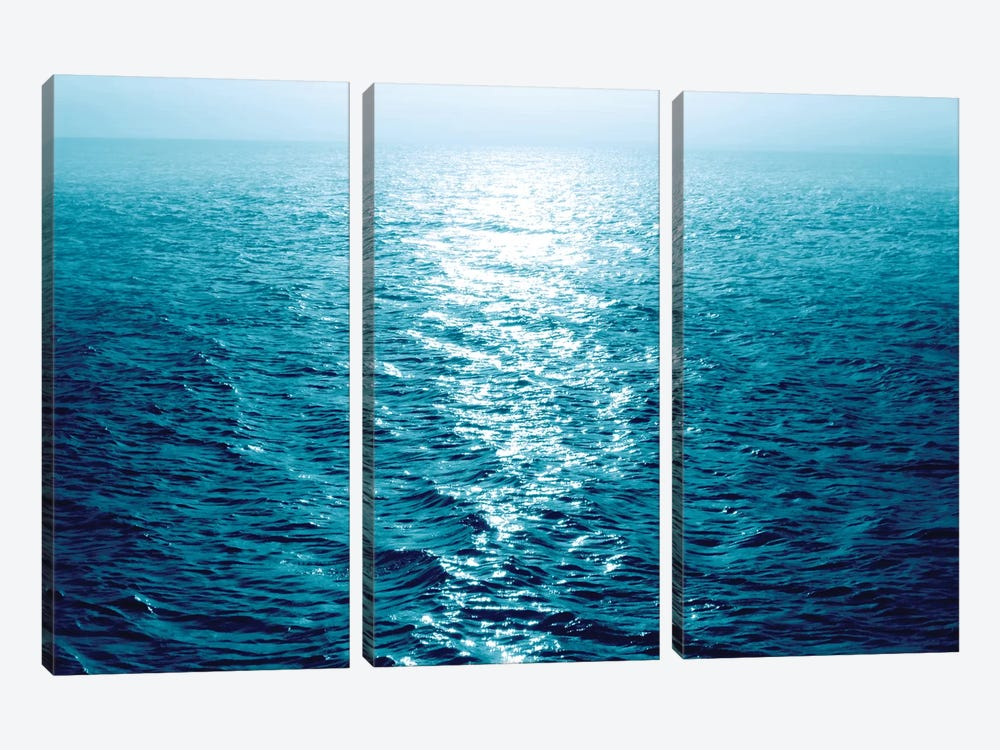 Open Sea IV by Maggie Olsen 3-piece Art Print