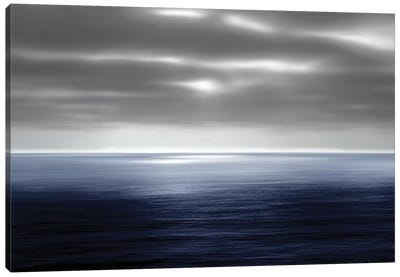 On The Sea II Canvas Art Print