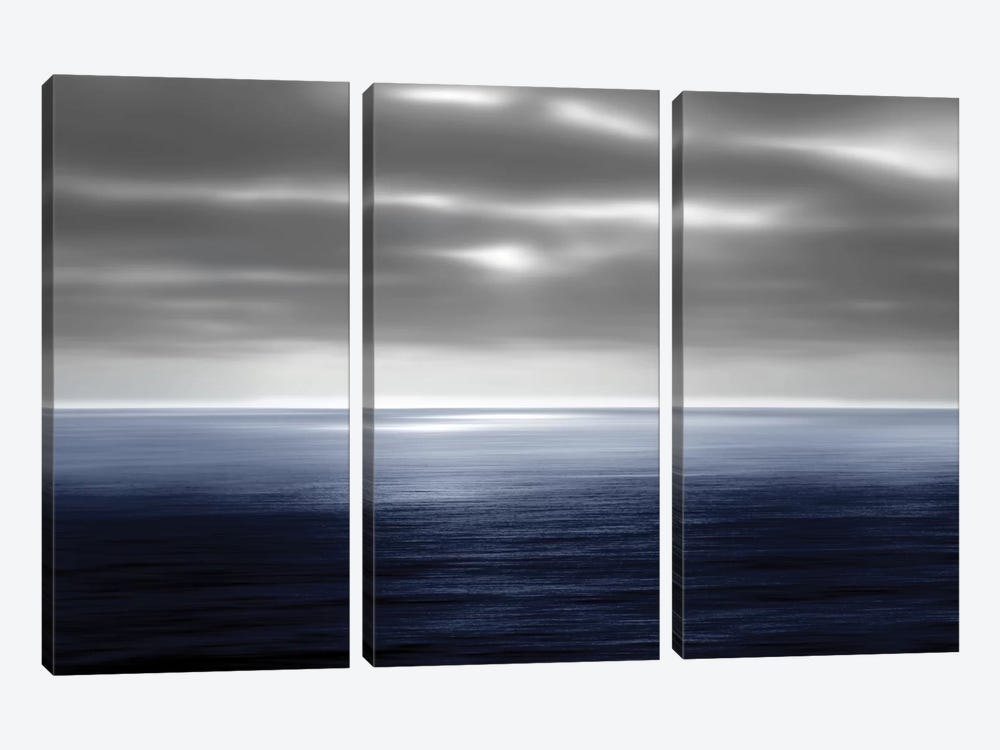 On The Sea II by Maggie Olsen 3-piece Canvas Art