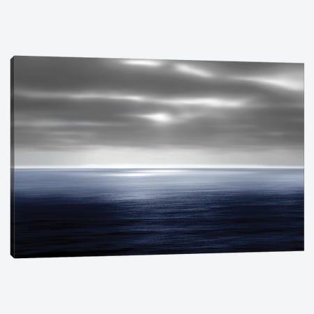 On The Sea II Canvas Print #MGG4} by Maggie Olsen Canvas Art Print