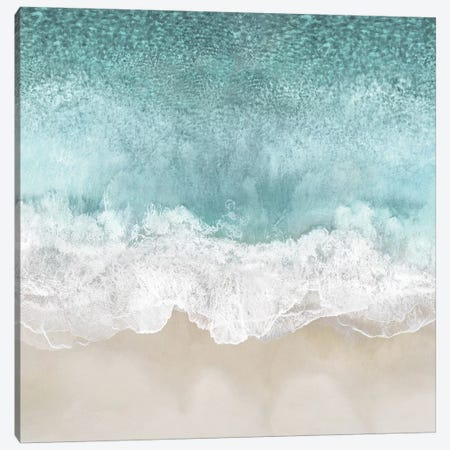 Ocean Waves I Canvas Print #MGG55} by Maggie Olsen Canvas Wall Art