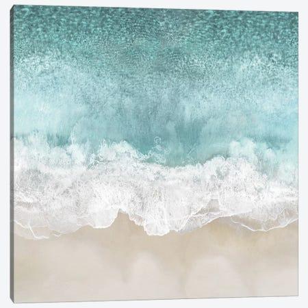Ocean Waves I Canvas Print #MGG55} by Maggie Olsen Canvas Wall Art