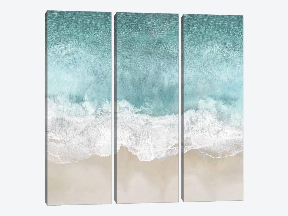 Ocean Waves I by Maggie Olsen 3-piece Canvas Art