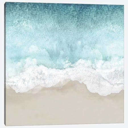 Ocean Waves II Canvas Print #MGG56} by Maggie Olsen Canvas Artwork