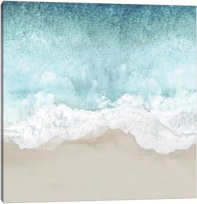 Ocean Waves II Canvas Art Print