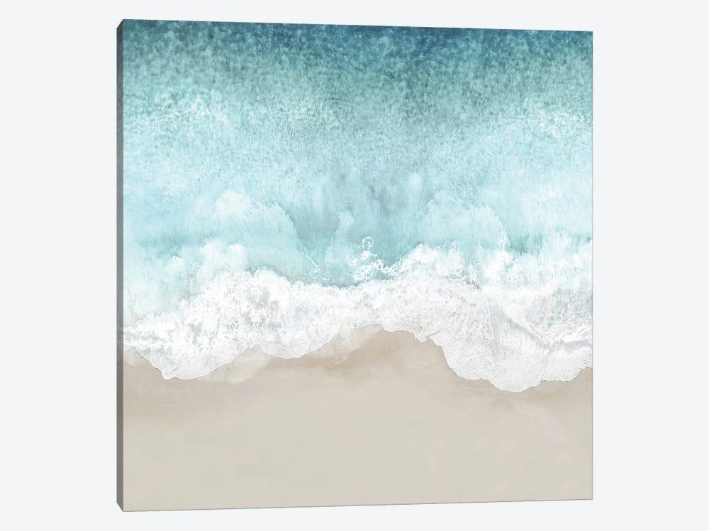 Ocean Waves II by Maggie Olsen 1-piece Canvas Art Print