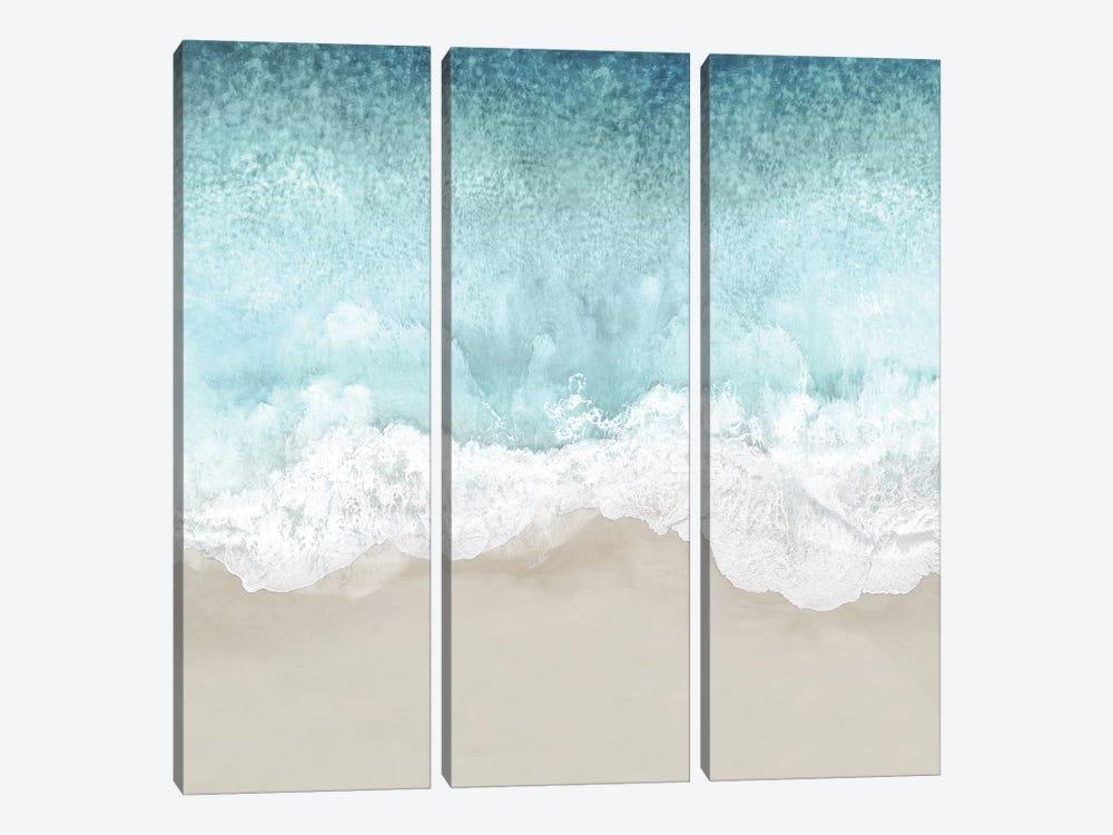 Ocean Waves II by Maggie Olsen 3-piece Art Print