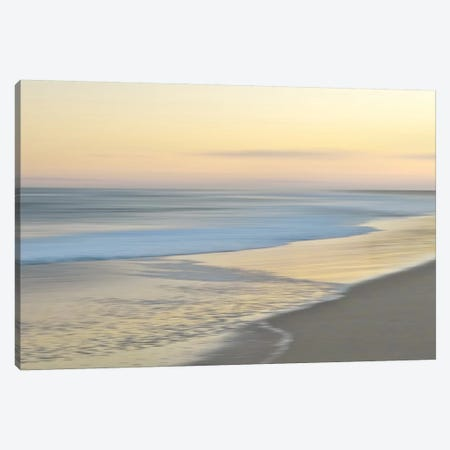 Pastel Horizon Canvas Print #MGG5} by Maggie Olsen Canvas Art Print
