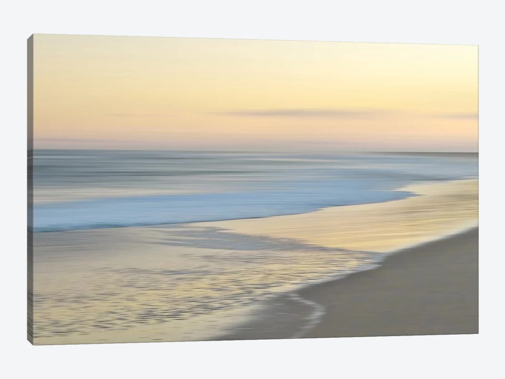 Pastel Horizon by Maggie Olsen 1-piece Art Print