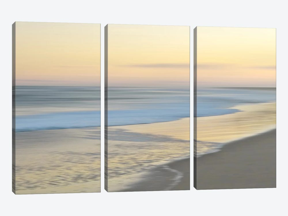 Pastel Horizon by Maggie Olsen 3-piece Art Print