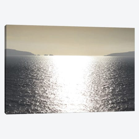 Sunlight Reflection Canvas Print #MGG9} by Maggie Olsen Canvas Art