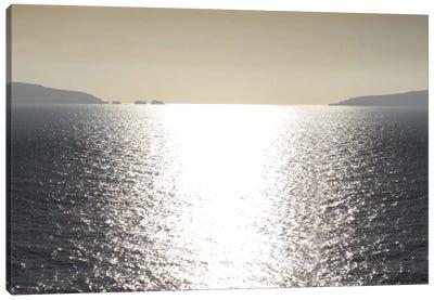 Sunlight Reflection Canvas Art Print