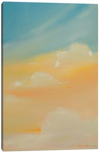 Through Unrestrainable Nature Canvas Art Print