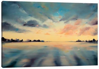 The Path Through Canvas Art Print