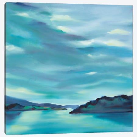 Hidden In The Landscape Canvas Print #MGJ30} by Megan Jefferson Canvas Artwork