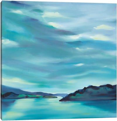 Hidden In The Landscape Canvas Art Print