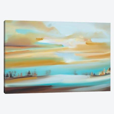 As The Seasons Change Canvas Print #MGJ31} by Megan Jefferson Canvas Artwork