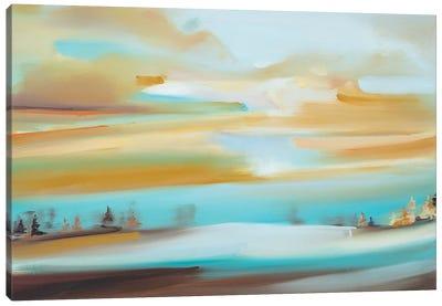 As The Seasons Change Canvas Art Print