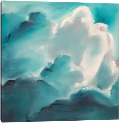 The Waking Sky Canvas Art Print