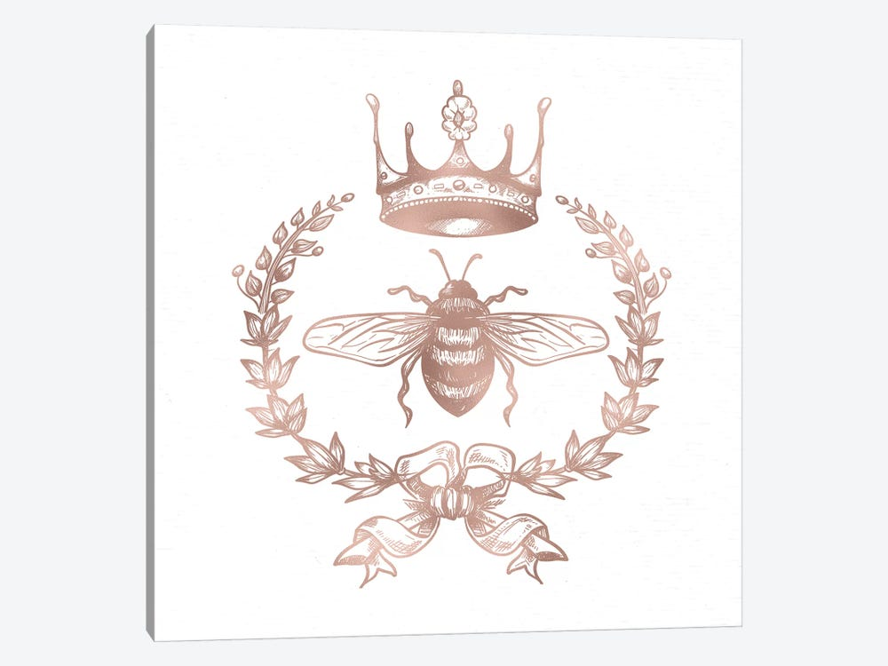 Queen Bee by Nature Magick 1-piece Canvas Artwork