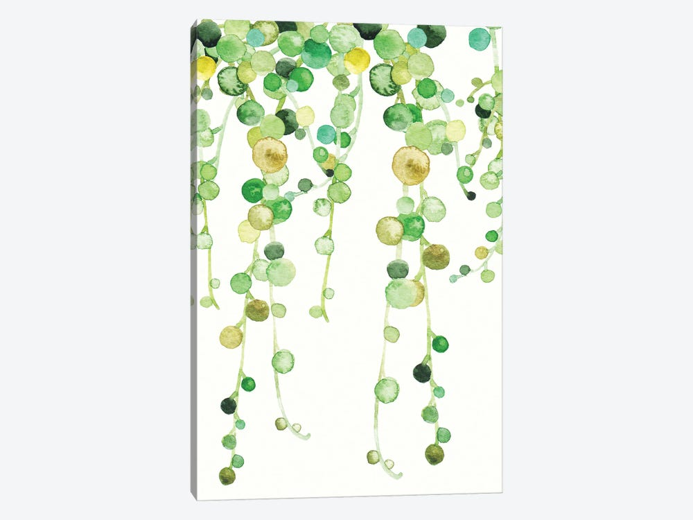 Tropical Forest Vines by Nature Magick 1-piece Canvas Art Print