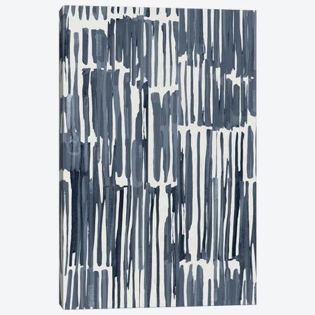 Wabi Sabi Bamboo Brushstroke Canvas Print #MGK181} by Nature Magick Canvas Art Print