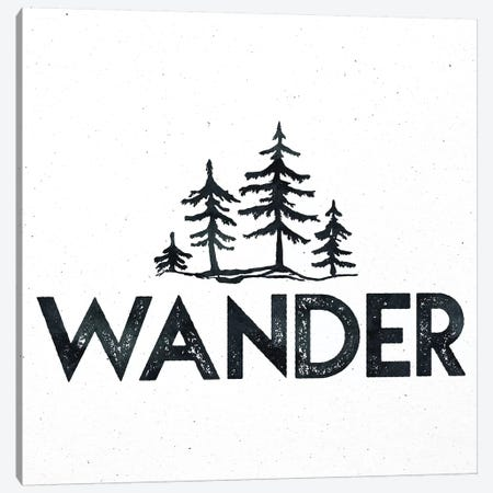 Wander Wanderlust Canvas Print #MGK182} by Nature Magick Canvas Print