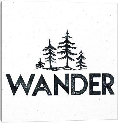 Wander Wanderlust Canvas Art Print