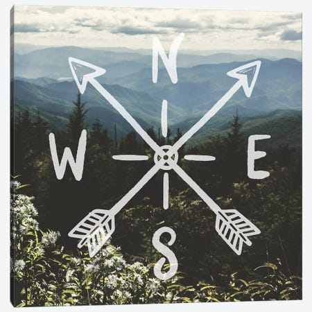 Mountain Wildflowers Canvas Print #MGK254} by Nature Magick Canvas Art