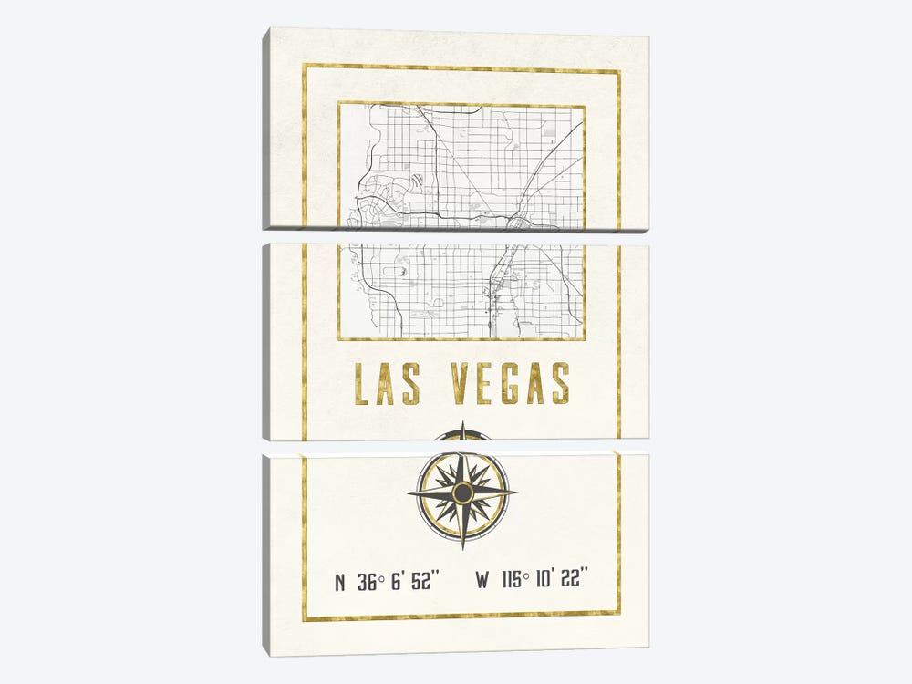 Las Vegas, Nevada by Nature Magick 3-piece Canvas Art