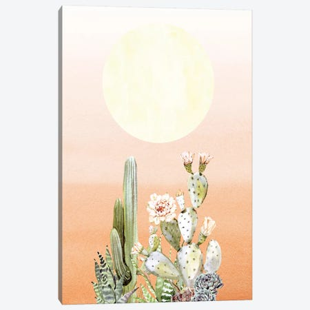 Desert Days II Canvas Print #MGK39} by Nature Magick Canvas Art Print