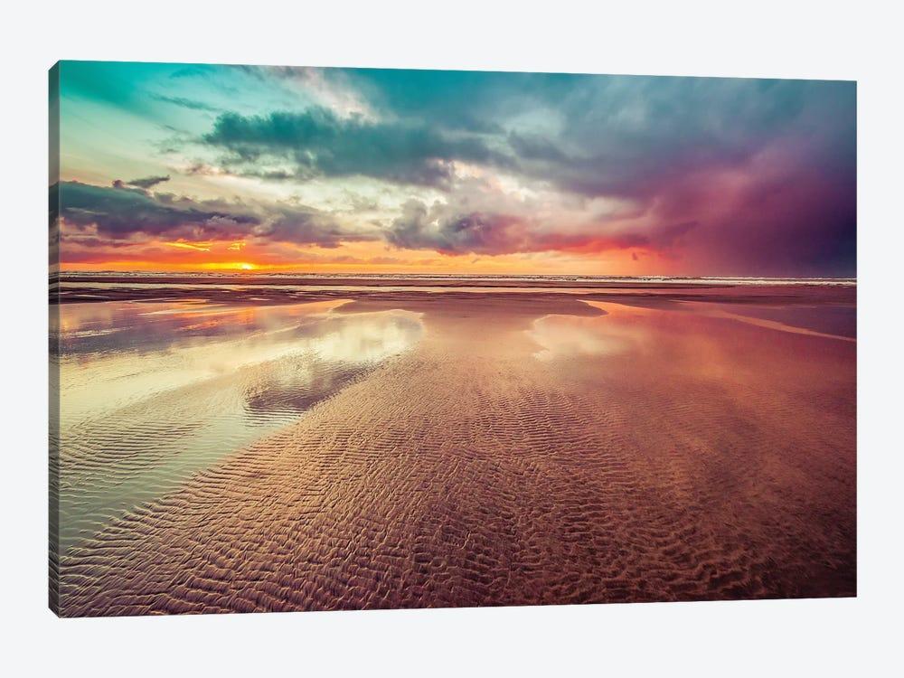 Ocean Sunset Adventure by Nature Magick 1-piece Canvas Print