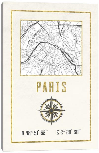 Paris, France I Canvas Art Print