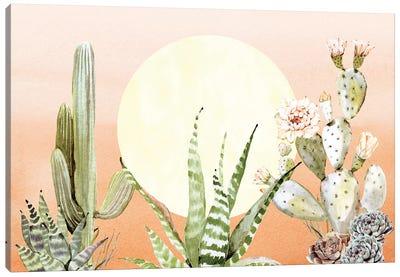 Desert Days III Canvas Art Print