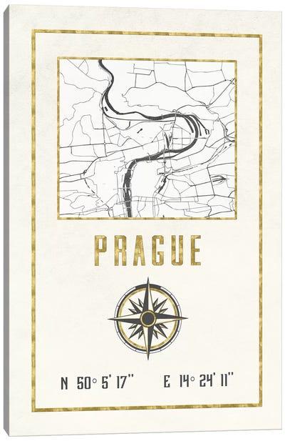Prague, Czech Republic Canvas Art Print