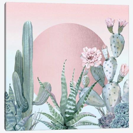 Desert Sunset I Canvas Print #MGK44} by Nature Magick Art Print