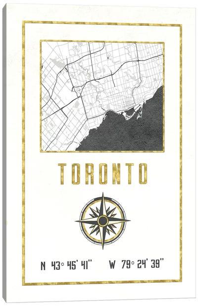 Toronto, Ontario, Canada Canvas Art Print
