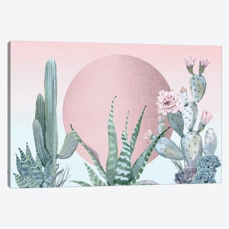 Desert Sunset III Canvas Print #MGK46} by Nature Magick Canvas Art Print