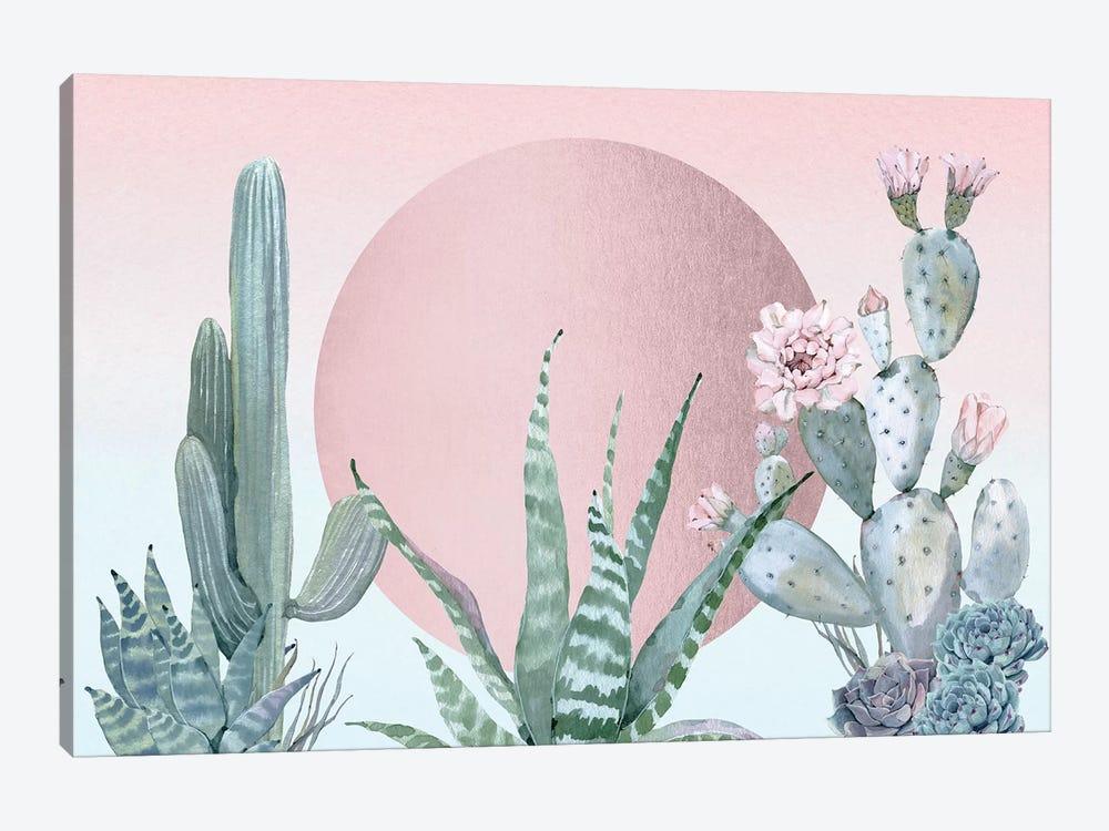 Desert Sunset III by Nature Magick 1-piece Canvas Wall Art