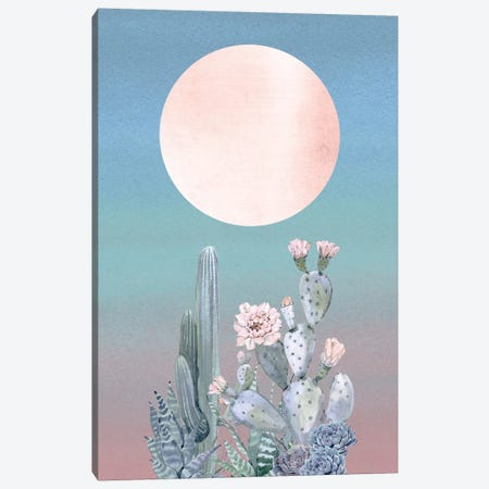Desert Twilight II Canvas Print #MGK48} by Nature Magick Canvas Artwork