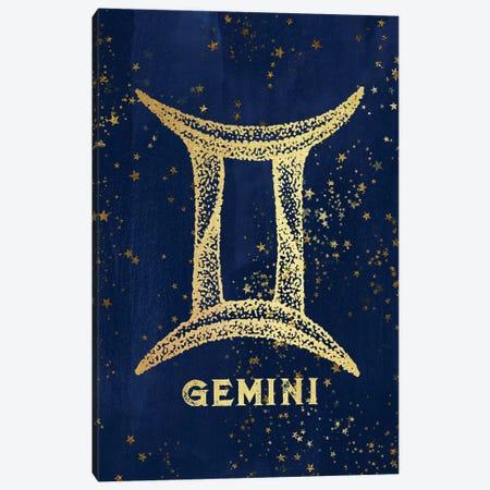 Gemini Zodiac Sign Canvas Print #MGK60} by Nature Magick Canvas Art