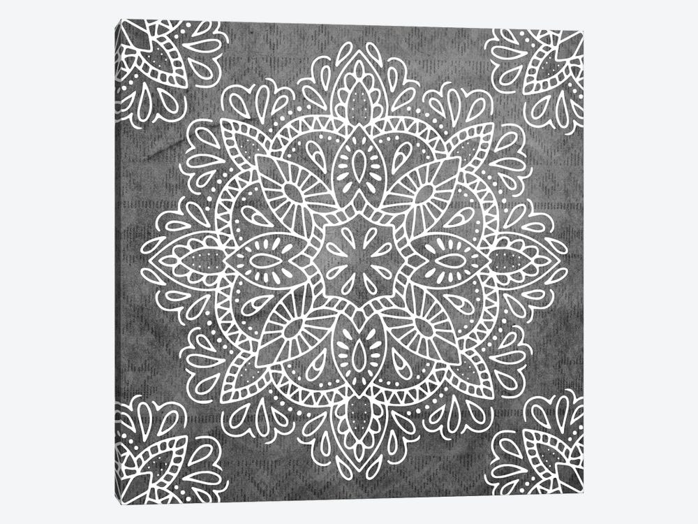 Mandala Antique Lace II by Nature Magick 1-piece Canvas Art Print