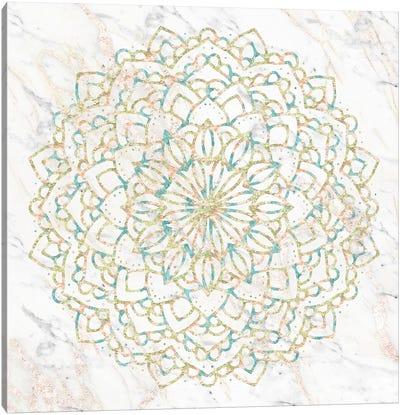 Mandala Bohemian I Canvas Art Print