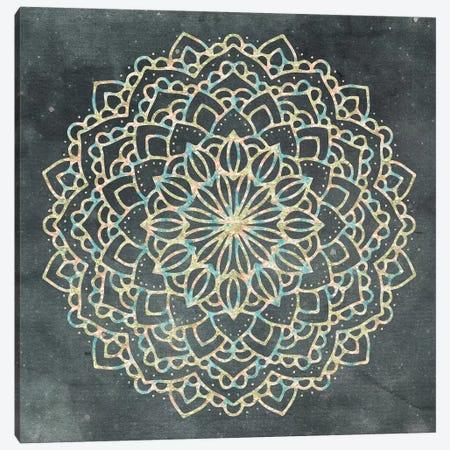 Mandala Bohemian II 3-Piece Canvas #MGK71} by Nature Magick Canvas Print