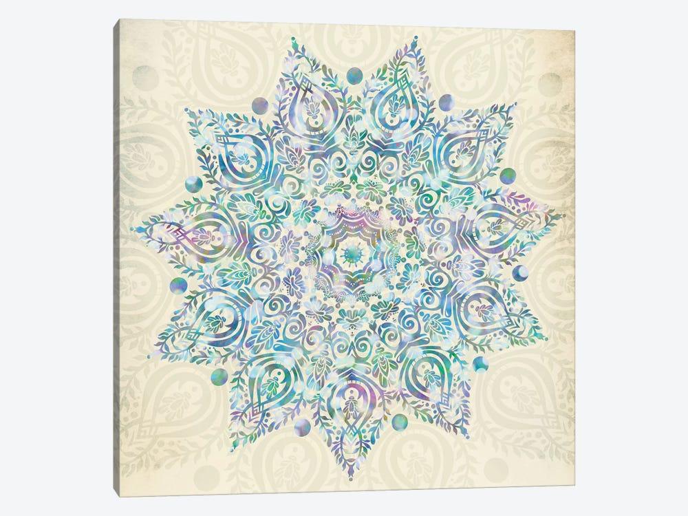 Mandala Mermaid Dreams by Nature Magick 1-piece Canvas Artwork