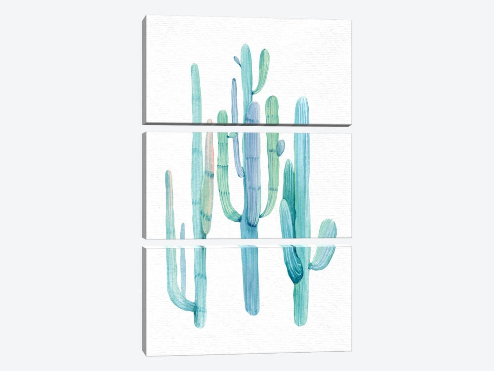Southwestern Trio II by Nature Magick 3-piece Canvas Wall Art
