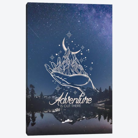 Adventure Is Out There Nature Mount Shuksan Washington Canvas Print #MGK89} by Nature Magick Canvas Artwork