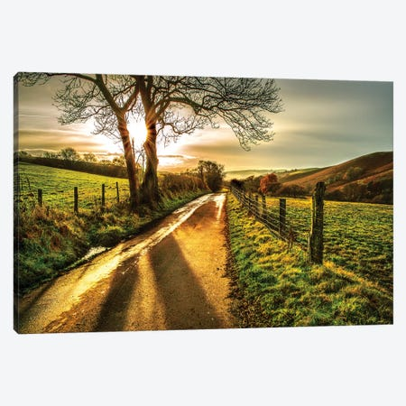 Homeward Bound Canvas Print #MGM29} by Mark Gemmell Canvas Artwork